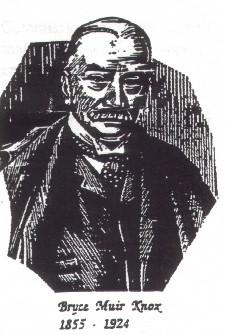 Bryce Muir Knox s